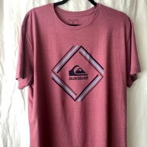 Quicksilver Men's Logo T-Shirt